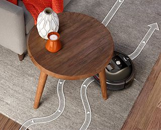 iRobot Roomba 966 - Adapts to environment for thorough coverage