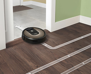 iRobot Roomba 966 Entire Level Cleaning