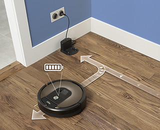 iRobot Roomba 966 Recharge & Resume