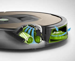 iRobot Roomba 966 AeroForce® 3-Stage Cleaning System